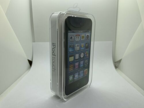 Generation 16GB Black Schwarz Collector Sammler 4th RAR WOW Apple Ipod Touch 4