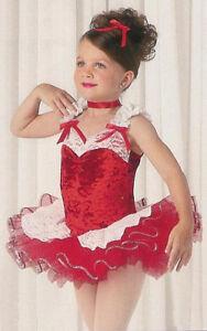 First Love Ballet Tutu Dance Dress Ballet Costume Christmas Child XS ...