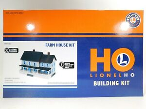 Brand-New-Lionel-HO-Scale-Farm-House-Kit-1967120-TOTES1