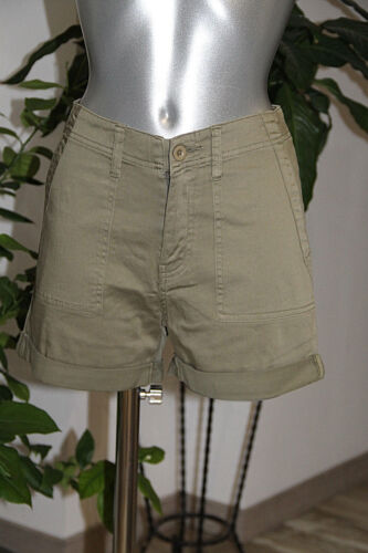 36 Shorts Ed Tutto Nuovo Taglia Cachi Hardy Carino Donna W26 SFwaWxnOU4