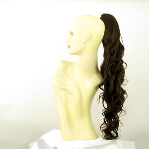 Hairpiece-ponytail-wavy-chocolate-copper-wick-65-cm-ref-10-6h30-peruk