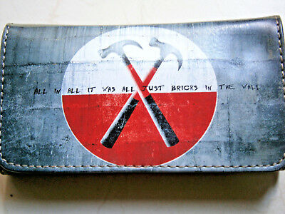 PINK FLOYD DARK SIDE OF THE MOON ROLLING TOBACCO POUCH CASE WALLET ALBUM COVER