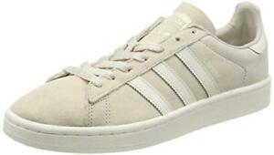 the best attitude classic big discount Details about adidas Originals Men's Campus Trainers Clear Brown/Off  White/Chalk White, UK 13