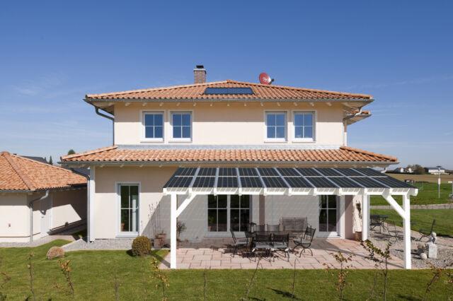 Premium Terrassendach 5.23 x 4.40 m Überdachung UVP 6.502,88 € für Solar Glas