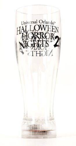New Universal Orlando 2017 Halloween Horror Nights HHN27 Light Up Plastic Cup