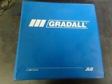 Gradall Xl3100 Hydraulic Excavators Parts Catalog Manual