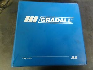 Gradall-XL3100-Hydraulic-Excavators-Parts-Catalog-Manual