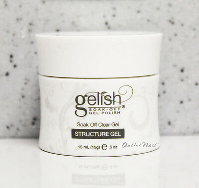 GELISH Harmony: Foundation Base,Top Coat,Structure,Bond,VitaGel,Cleanser,Remover