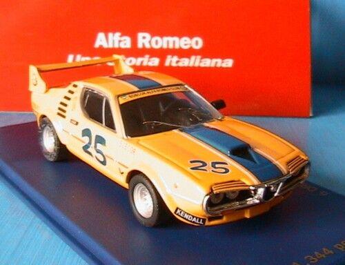 ALFA ROMEO MONTREAL  25 6 ORE WATKINS GLEN 1974 EVERETT
