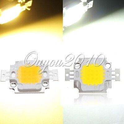 5/10x 10W LED COB Chip Fluter Flutlicht Strahler Scheinwerfer Lampe Hochleistung