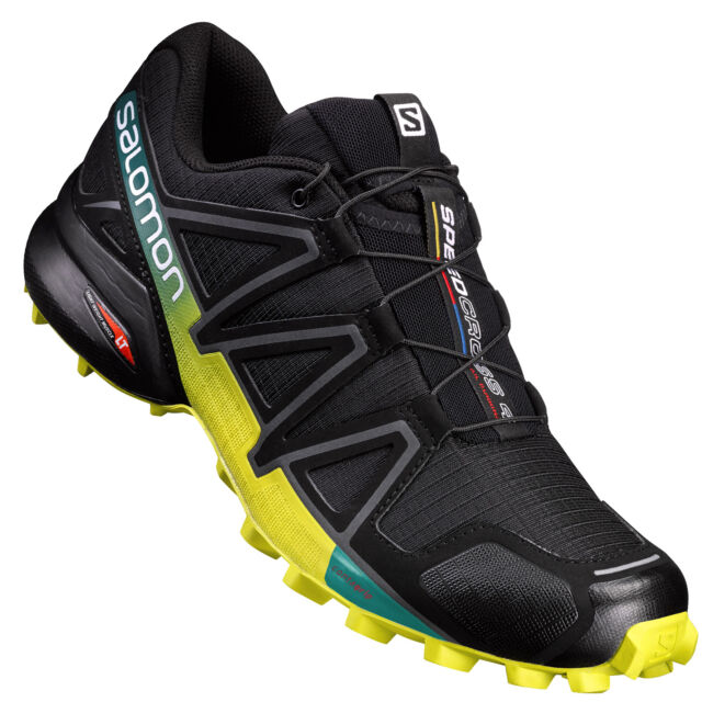 Salomon Herren Speedcross 4 Trail Laufschuhe 47 13