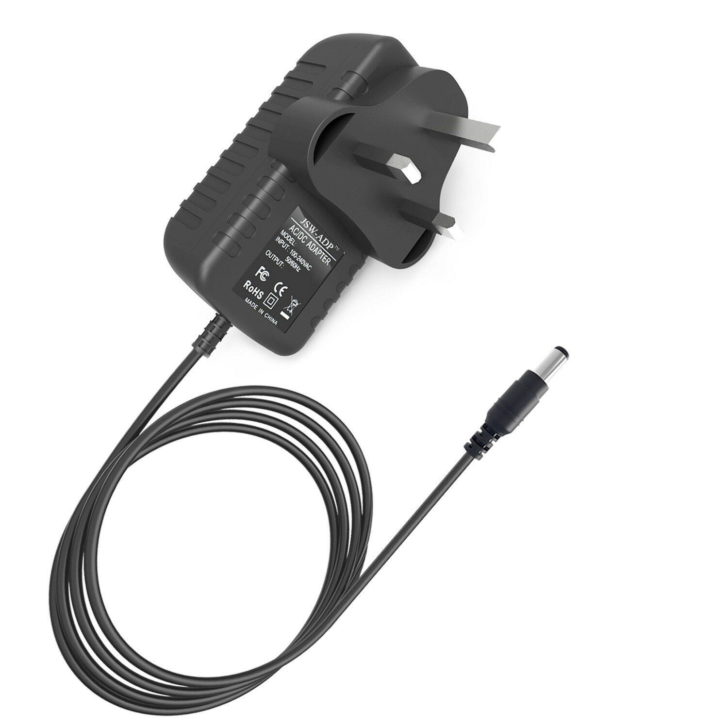 AC ADAPTER FOR GTECH SW02 SW08 NiMH Battery Charger Cordless Sweeper Round Jack