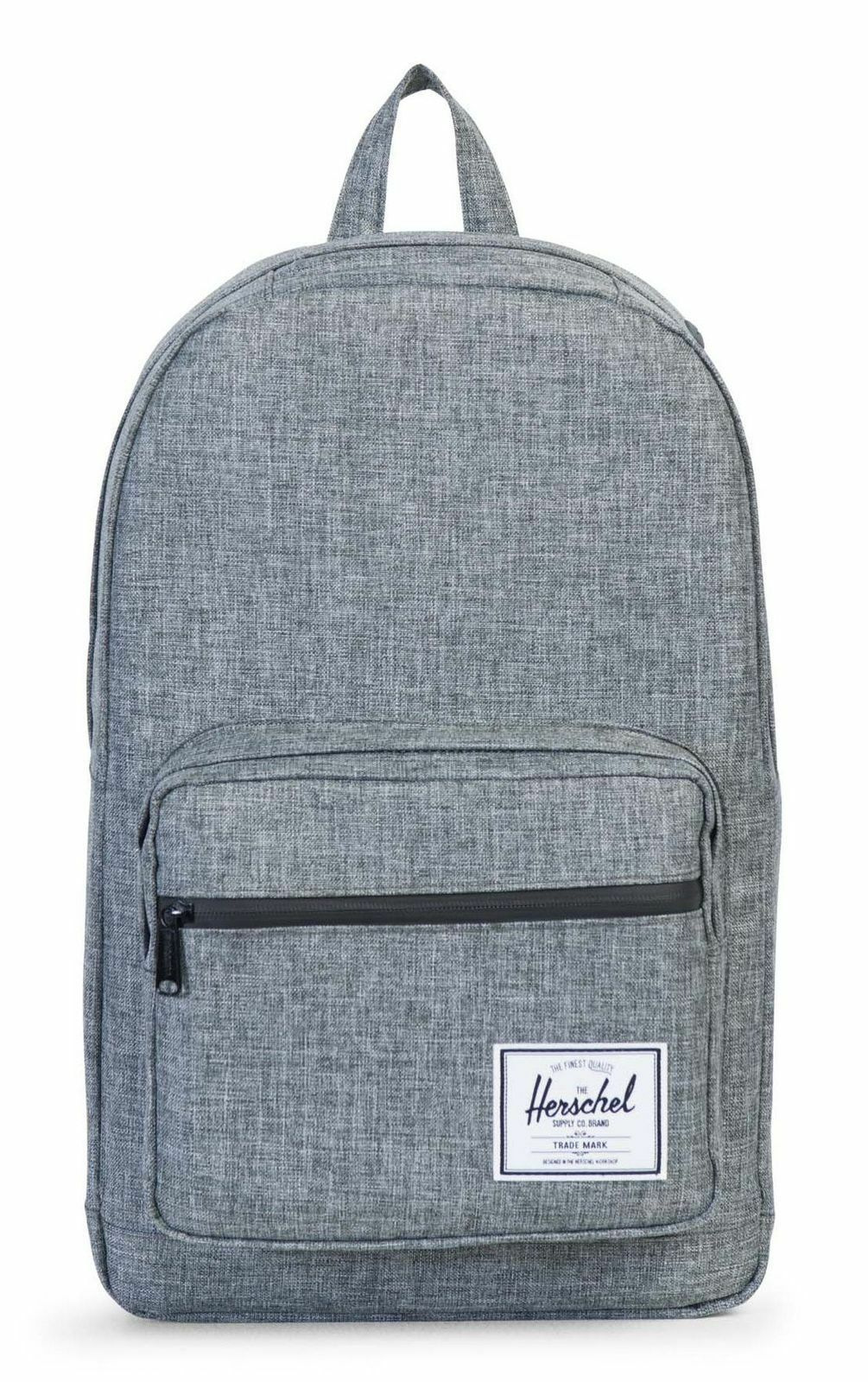 Herschel Zaino Pop Quiz Raven Crosshatch