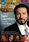 Carlo Colombara The Art of The Bass 0747313561254 DVD Region 1