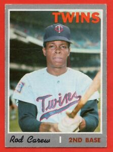 1970-Topps-290-Rod-Carew-VG-VGEX-WRINKLE-Minnesota-Twins-HOF-FREE-SHIPPING