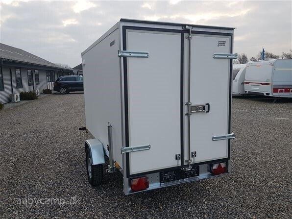 Trailer Cargo F7524 150 med Døre, lastevne (kg): 750