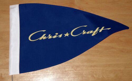 NEW Vintage Style Chris Craft Boat Flag Burgee Pennant