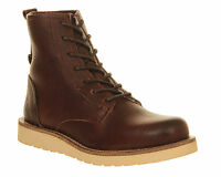Womens Shoe The Bear Brown Shearling Leather Ankle Boots - Uk Size 4 Ex Display