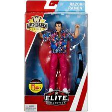 Razor Ramon WWE Elite Walmart Flashback Doink The Clown Alundra Blayze Lot