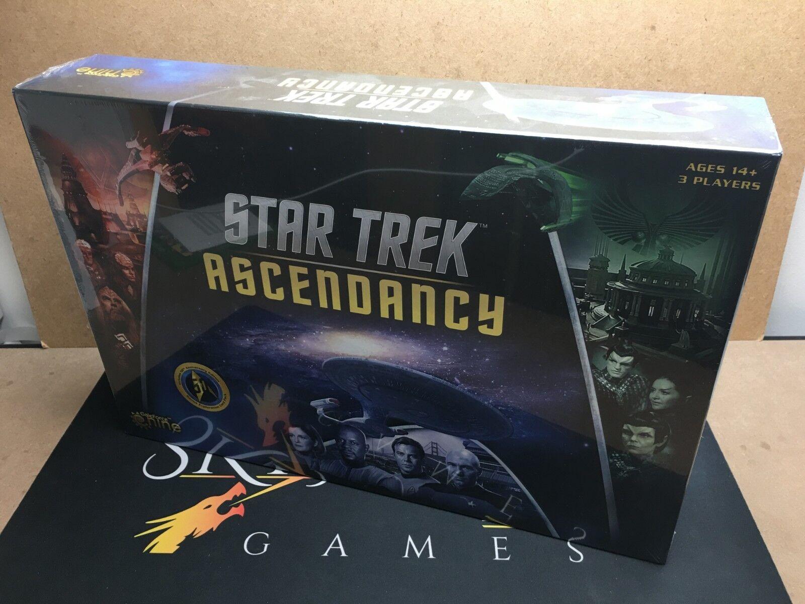 Estrella Trek  ascendenza il  tavola gioco-Gale Force Nine (GENUINE SIGILLATO)  offerta speciale