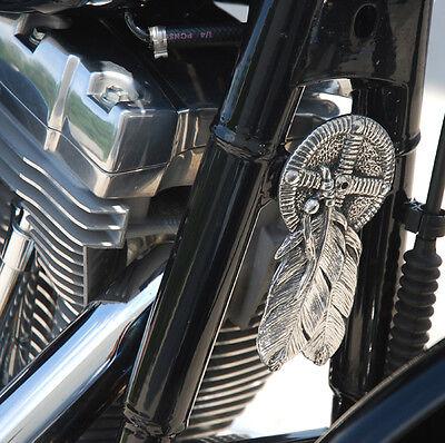 Medicine Wheel bolt on insert.  Harley-Davidson sportster, dyna, softail. MWBO-1