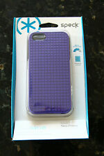 Speck Products PixelSkin HD Rubberized Case for iPhone 5 5S - Purple