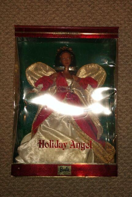 Holiday Angel 2 Barbie Doll