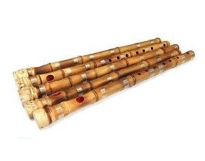 Korean Traditional Bamboo Flute Sogum Root Ended Bamboo Flute 1pcs Ebay