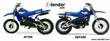 NEW  X-TENDER  Yamaha PW80  TTR90 rear suspension LIFT KIT