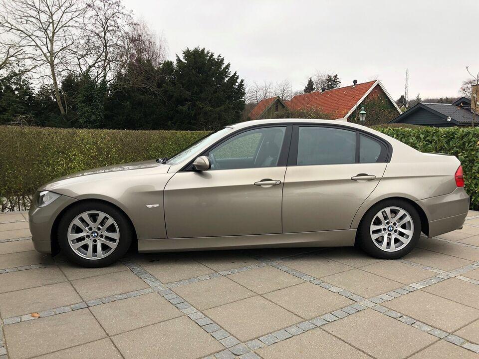 BMW 318i, 2,0 Steptr., Benzin