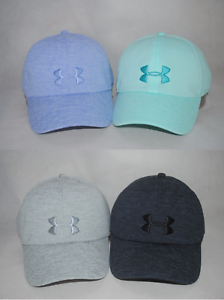 b084ee5be96 New Under Armour Women s UA Threadborne Twist Renegade  1306297 Cap ...