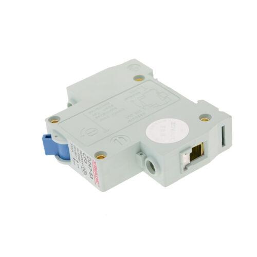 10-63A Mini Circuit Breaker DZ47-63 230-440V 1 Pole Overload Proetction SwiFOSK