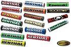 Renthal Handlebar Bar Pad Rockstar Metal Mulisha Fits Kawasaki Kx Klx Kdx