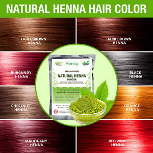 9d7c06275 Allin Exporters Natural Henna Hair Color - 100% Organic and Chemical ...