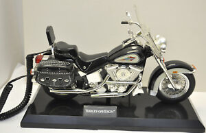 Details about Harley Davidson Heritage Softail Motorcycle Corded Landline  Telephone Home Phone