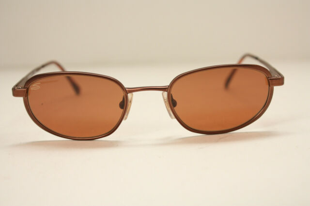 New Serengeti Drivers Sunglasses 6548 Ambassador Henna NWT