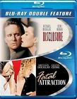 Disclosure Fatal Attraction 0883929310739 With Michael Douglas Blu-ray Region a