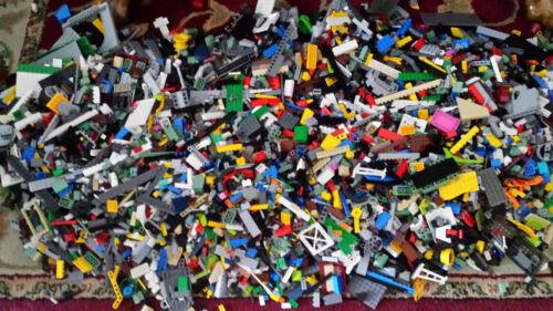 1 POUND LB OF LEGOS LEGO RANDOM PIECES FROM HUGE BULK LOT BRICKS