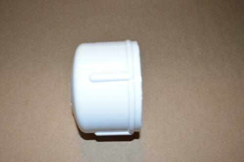 2 inch Dura Schedule 40 PVC FPT End  Cap-Size