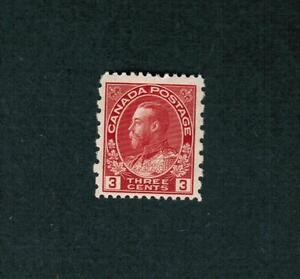 1931  # 184 ** FVFNH  GEORGE V ADMIRAL PROVISIONAL  CANADA STAMP  SP2