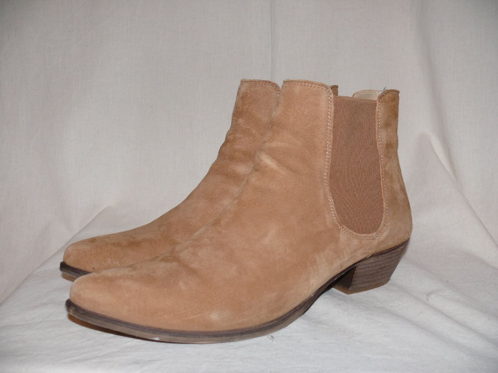 Mentor Bottines Chelsea bottes Bottines Marron 41 US 9,5 excellent état