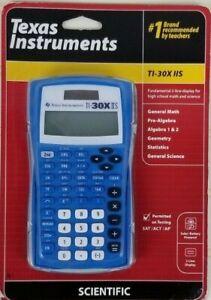 Texas-Instruments-TI-30XIIS-2-Line-Solar-Scientific-Calculator