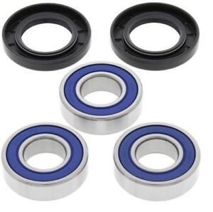 Cojinetes Kit Rueda Trasera Rear Wheel Bearing Yamaha WR200 1992