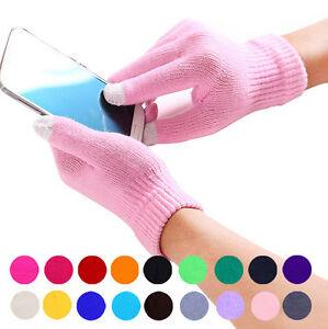 handschuhe touchscreen f r smartphone tablet leuchtfarben. Black Bedroom Furniture Sets. Home Design Ideas