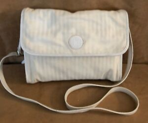FENDI-vintage-canvas-bag-off-white-purse-cross-body-adjustable-tote-Made-Italy