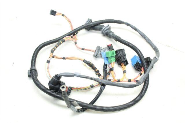 bmw e60 535i n54 automatic transmission wiring harness oem BMW E63
