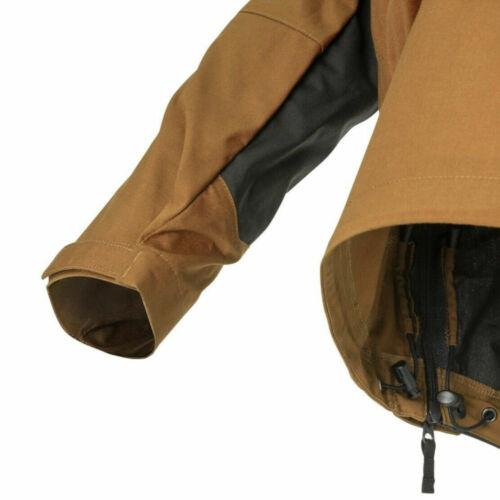 Helikon-Tex Woodsman Anorak Jacket Soft Shell Taiga Green Outdoor Jacke