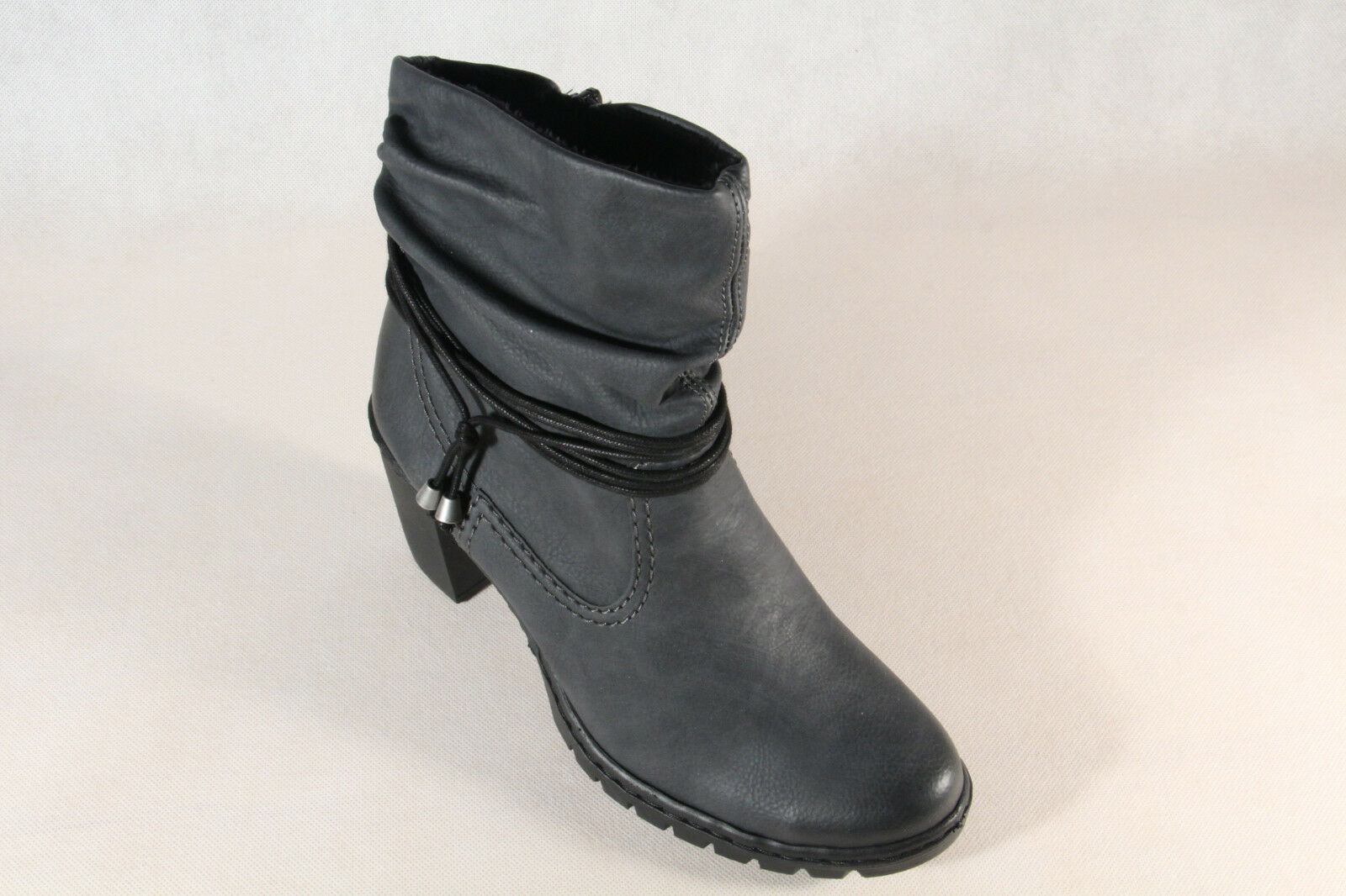 Rieker Pantofola Stivaletti Scarpe Basse Basse Basse Stivali Importanti Y2591 Grigio Nuovo | Prese tedesche  | Scolaro/Ragazze Scarpa  f520df