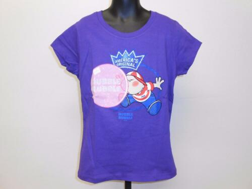 NEW DOUBLE BUBBLE GRAPHIC TEE YOUTH GIRLS SIZE 10-12 T-SHIRT 67HE