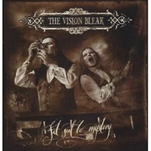 THE-VISION-BLEAK-SET-SAIL-LTD-ARTBOOK-CD-2-NEW